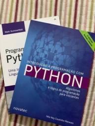 Livros Python