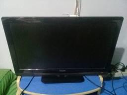 "TV Monitor 23"" LED Philips 231TE4L Full HD com Conversor Digital, Entradas HDMI e USB"