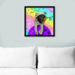 Título do anúncio: Seu PET em um quadro ?