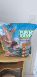 Título do anúncio: Doação ração funny bunny
