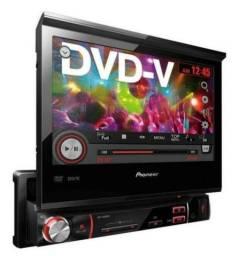 Dvd retrátil Avh3580 Pioneer