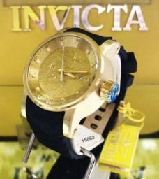 Relógio 100% Original Invicta S1 Rally Yakuza 15863 > EM ATÉ 12X SEM JUROS NOS CARTÕES