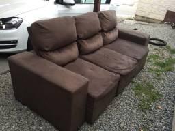 Para hoje!! desocupar lugar sofá 3 lugares $120