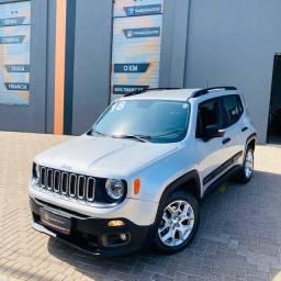 Jeep Renegade 2018 Flex AUT Sport UnDono