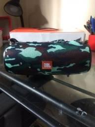 Caixa de som JBL Xtreme nova na caixa