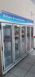 Refrigerador Frilux 5 portas