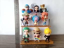 One Piece Miniaturas *Valor da unidade