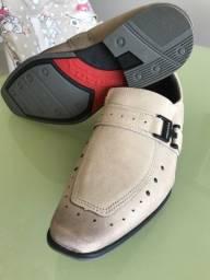 Sapato 41 pegada