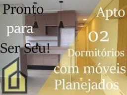 Título do anúncio: Ingleses Apartamento semimobiliado 02 Dorms, a veda!