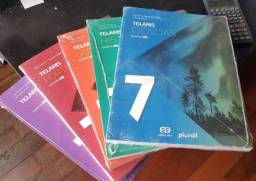Título do anúncio: Livros Coleção Teláris
