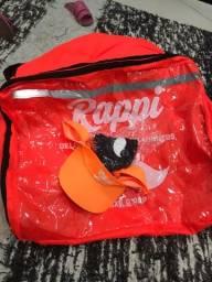 Título do anúncio: Capa de bag com máscara e viseira