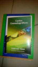 Título do anúncio: Vendo Livro Contos Cinematográficos Seminovo