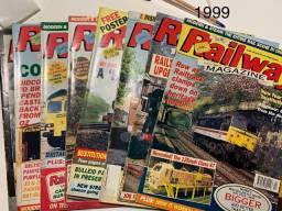 The Railway Magazine - LOTE 1999