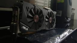 Placa de vídeo Asus GTX 970 4Gb