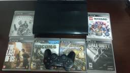 PS3 + Jogos.