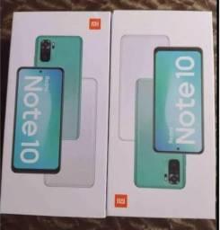 Xiaomi Redmi Note 10 128gb/6gb na Cor Verde Novo com Garantia