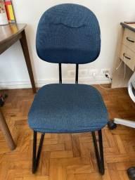 Título do anúncio: Cadeira Escritório Fixa