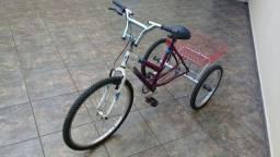 Bicicleta Triciclo aro 26