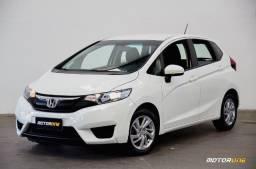 Título do anúncio: Honda Fit Lx 2017 Automático Cvt Único Dono Todas as Revisões Placa i Ipva Pago