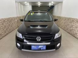 Título do anúncio: volkswagen SAVEIRO CROSS 1.6 2012 COM GNV. CARRO NOVO
