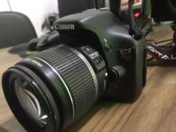Câmera Cânon EOS T2i