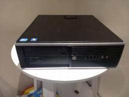 Título do anúncio: Desktop HP Intel Core i5, 4Gb, 500Gb de HD