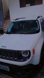 Título do anúncio: Jeep renegade 1.8 flex