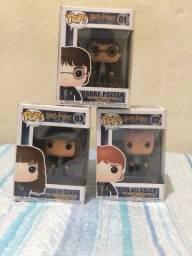 Título do anúncio: Funko Pop Harry Potter na caixa (original)