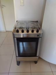Fogão Esmaltec  geladeira Consul frost Free