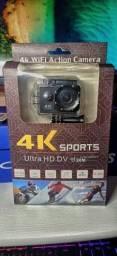 Câmera esportivo