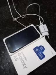 Smartphone Samsung Galaxy A5 2017 Preto 64GB