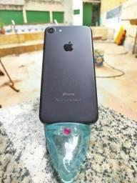 Título do anúncio: iPhone 7 preto