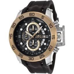 Relógio Invicta I-force Dourado Nº19253 - 100% Original