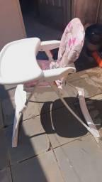 Título do anúncio: Cadeira para alimentação usada