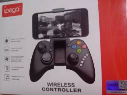 Controle de vídeo game para celular (gamepad)