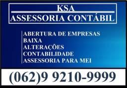 CONTADOR/ ASSESSORIA PARA MEI/ASSESSORIA CONTÁBIL E FISCAL