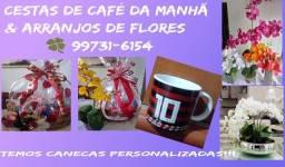 Título do anúncio: Promoção Cestas de Café da Manha