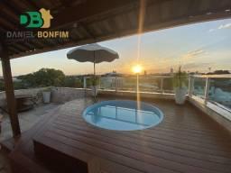 Título do anúncio: * Oportunidade cobertura na Ilha com fino acabamento é área gourmet com piscina