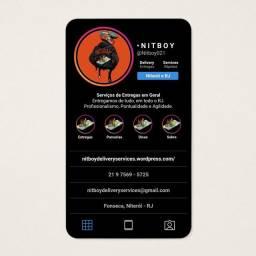 Título do anúncio: NITBOY DELIVERY SERVICES
