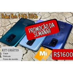 Redmi Note 9 4Gb 128Gb