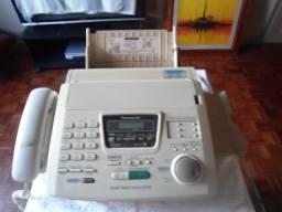 Telefone/Fax Panasonic   Funcionando em Bom Estado