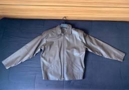 Jaqueta de couro, nunca foi usada