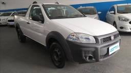 Fiat Strada HardWorking 1.4 Cabine Simples ( Transfêrencia Grátis)
