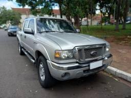Ford ranger 2008 XLT 4X4 motor 3 0 diesel