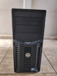 Título do anúncio: Dell Power Edge T110 II ? Intel Xeon QuadCore ? Servidor usado
