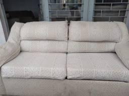 Título do anúncio: Sofá cama com colchão - entregamos hoje