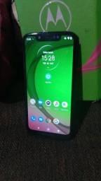 Título do anúncio: Vendo Motorola G7 plus