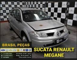 Título do anúncio: Peças do Renault Megane