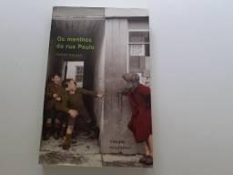 Livro Os Meninos da Rua Paulo (Português) por Ferenc Molnar (Autor)