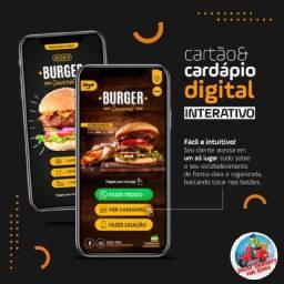 Cardápio & Cartão Interativo Pelo Whatsapp Venda na Certa.